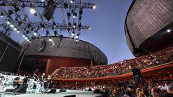 Con alma mexicana y sentimiento español, el Auditorium Parco della Musica de Roma, adquiere otro