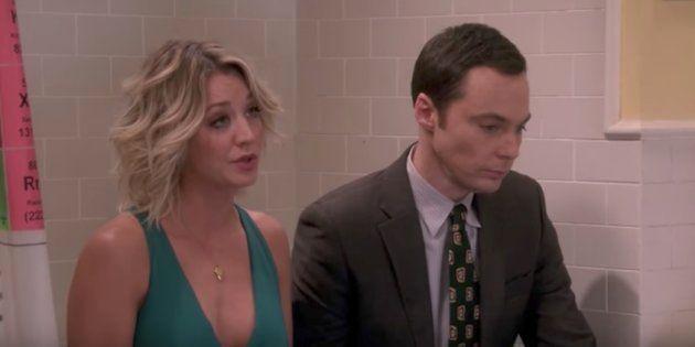 Kaley Cuoco, de 'The Big Bang Theory', sorprendente con el pelo