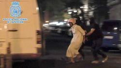 Tres yihadistas detenidos en Madrid, uno