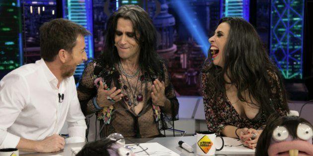 Indignación con las Nancys Rubias por su desprecio a la música en 'El