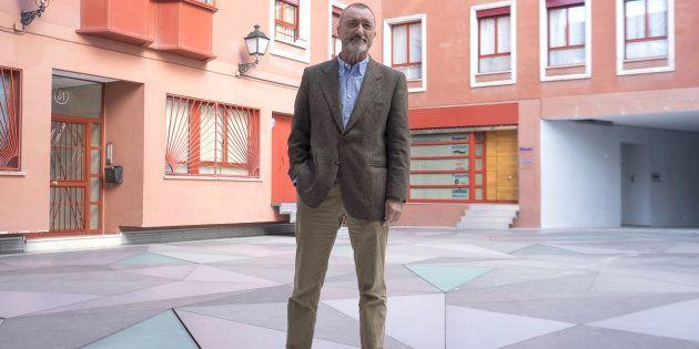 Arturo Pérez-Reverte, en una imagen de