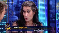 Críticas a 'El Hormiguero' por llamar a Mario Vaquerizo 'Nancy