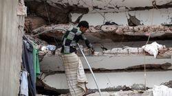 El número de fallecidos por el derrumbe de Bangladesh supera ya el