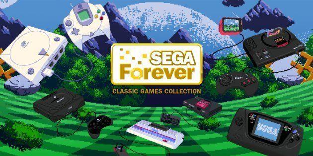 Los clásicos de Mega Drive llegan gratis con SEGA
