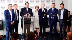 Los Republicanos, principal partido de la oposición en Francia, se escinde en dos grupos