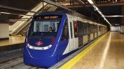 Metro de Madrid cierra entera la línea 5 durante dos