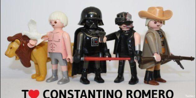 Muere Constantino Romero: Homenajes en las redes sociales