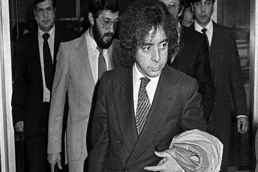 Juan Antonio González Pacheco, alias Billy el Niño, uno de los denunciados por