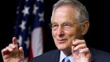 Former Sen. Birch Bayh, Champion Of Title IX Federal Law, Dies