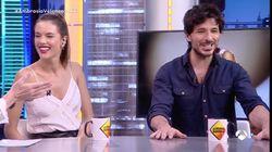 La pregunta que Andrés Velencoso y Alessandra Ambrosio evitaron responder a Pablo