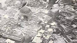 El Estado Islámico destruye la mezquita en la que su líder proclamó el