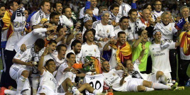 Final Copa del Rey: Bale corona al Madrid