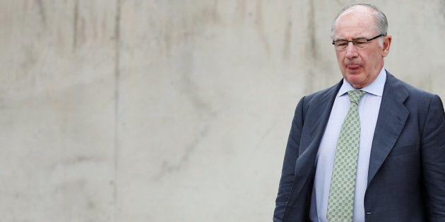El FROB solicita cinco años de cárcel para Rodrigo