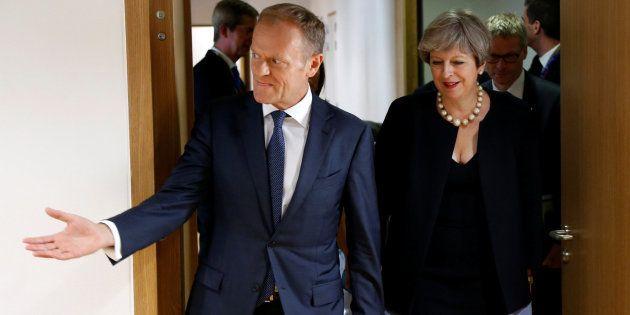 Theresa May asegura que