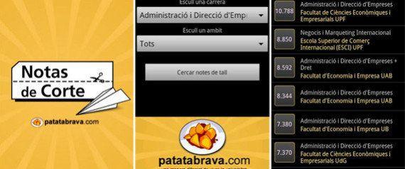 La selectividad en Internet: Aplicaciones y páginas web para preparar el