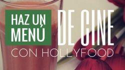 Cocina un menú de cine con las recetas de Hollyfood