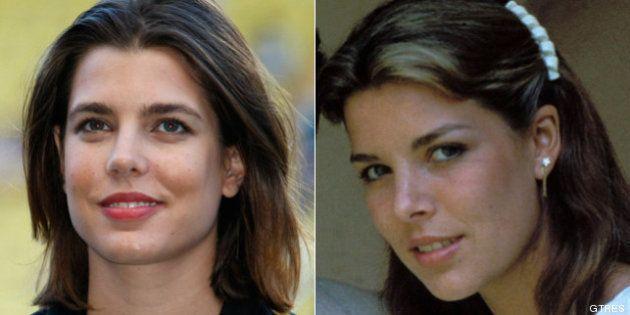 Clones de sus padres: fotos de famosos con la edad que sus hijos tienen