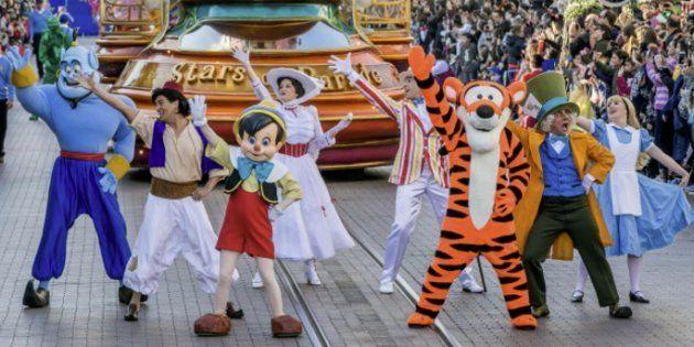 Un hombre visita Disneylandia 2.000 días seguidos en
