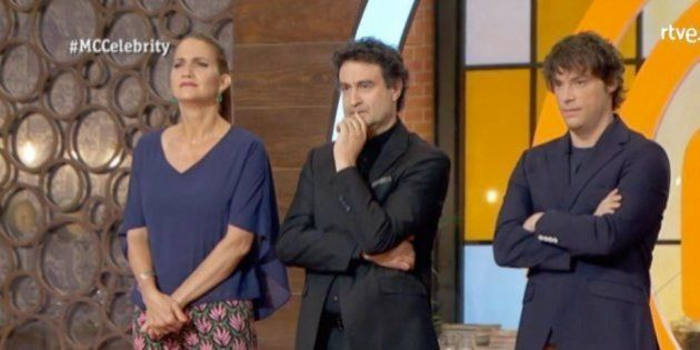 María del Monte abandona 'MasterChef Celebrity' porque no