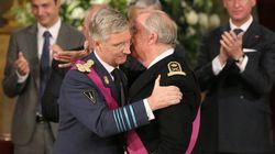 El abrazo de la sucesión en la monarquía belga