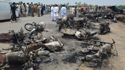 Al menos 123 muertos por la explosión de un camión cisterna en