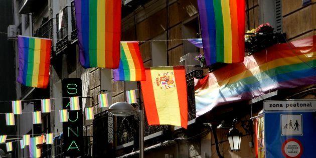 Tres neonazis son detenidos en Chueca por agredir a una pareja