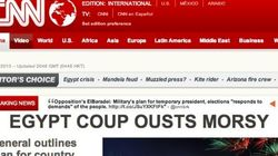 El golpe de Estado en Egipto, en los medios