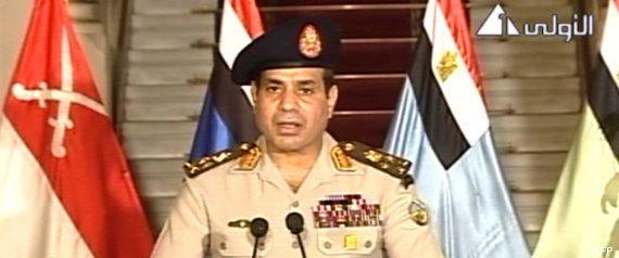 Golpe de Estado en Egipto: El Ejército suspende la Constitución y aparta a
