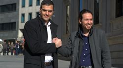Sánchez e Iglesias se dan una segunda