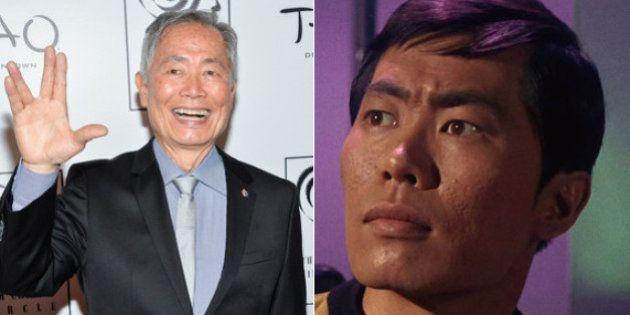 Un actor de 'Star Trek' relaciona el veto migratorio de Trump con los campos de