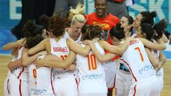 España destroza a Francia y gana su tercer Eurobasket