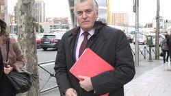 Bárcenas abre las comparecencias de la comisión de investigación sobre la supuesta caja B del