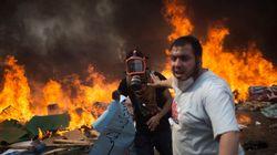 Al menos 630 muertos y miles de heridos en Egipto