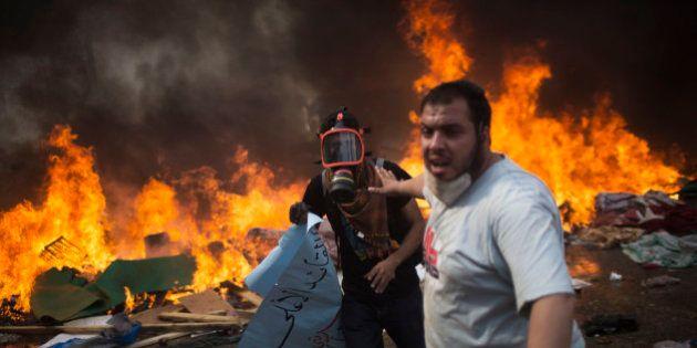 La represión contra los partidarios de Mursi deja al menos 638 muertos y cerca de 4.000 heridos
