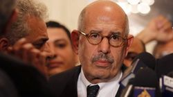 Dimite Mohamed el Baradei, vicepresidente de