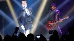 El bonito homenaje de Dani Martín a su hermana en el concierto de Alejandro