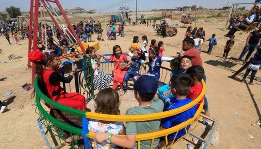 Primer fin de Ramadán sin el ISIS en Mosul desde 2014