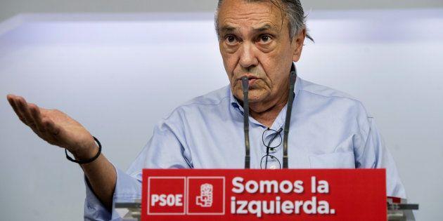 El PSOE votará