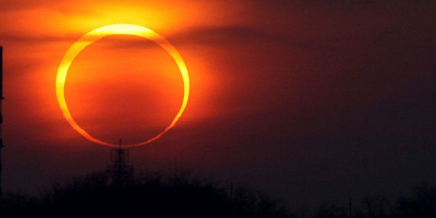 Eclipse solar 21 de agosto de 2017: dónde y cómo