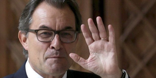 El TSJC rechaza definitivamente juzgar a Mas por malversación por el