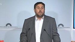 ERC apoyará la consulta alternativa de Mas