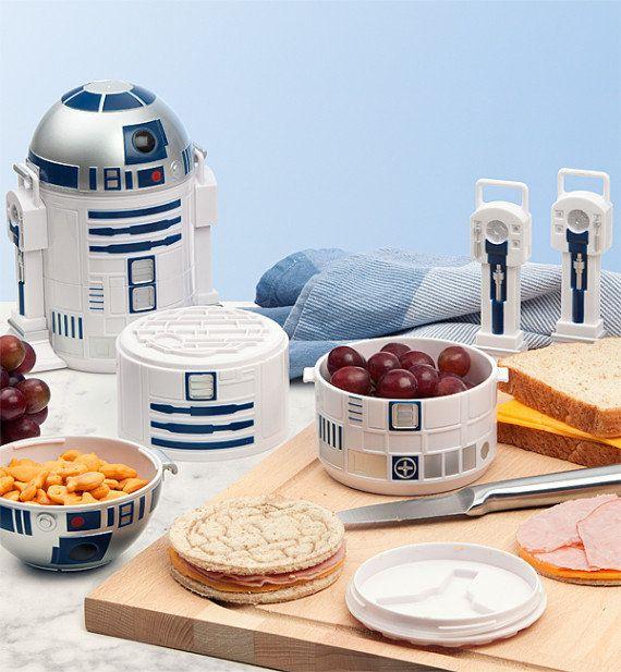 'Star Wars' en tu casa: 'gadgets' venidos de una galaxia muy