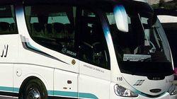 Dos pasajeros evitan un accidente en Álava tras el desvanecimiento del