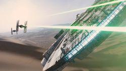 Lo que el tráiler de 'Star Wars Episodio VII'