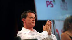 El ex primer ministro francés Manuel Valls anuncia que deja el Partido