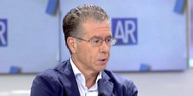 Francisco Granados durante la entrevista en 'El programa de Ana