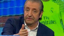 Pedrerol desvela la broma que intentaron hacerle los jugadores del Barça: