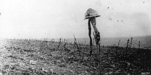 Fotos de la Primera Guerra Mundial: 99 aniversario del verano de su comienzo