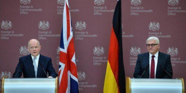 Alemania alerta de que el auge de los partidos euroescépticos puede acabar con la paz