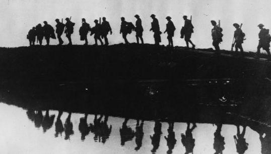 Cien años de la Primera Guerra Mundial: sangre, barro y